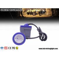 Buy cheap High Brigtness Coal Miners Lamp Lantern , Explosion Proof Led Miner Headlamp from wholesalers