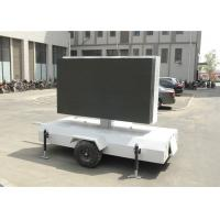 Buy cheap Full Color P10 Truck Mobile Led Display High Brightness product