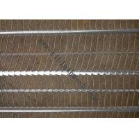 Buy cheap 600mm Width  Galvanized Rib Lath Mesh  5mm Tendons High XT0704 product