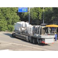 China 100% Raw Material Utilization Asphalt Paving Equipment , 2 - 3cm Layered Milling Road Surfacing Equipment on sale