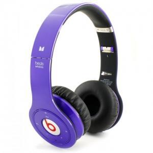 China High Quality Monster Beats Bluetooth Wireless Headphone Purple on sale