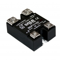 Buy cheap High Voltage 5-30mA Control 12-110VDC SSR Relay product