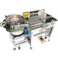 Buy cheap Desktop Type Automatic Cable Tie System , Cable Binding Machine With High Efficiency product