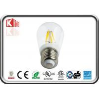 Buy cheap High efficiency 6W 660LM E26 / E27 LED Filament Bulb 2850 ~ 3250K for Store product