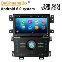 Buy cheap Ouchuangbo car audio gps navi bluetooth 200 platform android 8.0 for Ford Edge from wholesalers