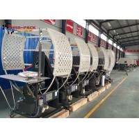 Buy cheap PE Manual Corrugated Box Strapping Machine High Efficiency For Carton Binding product