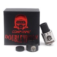 Buy cheap New! Double Vision RDA By Compvape from wholesalers