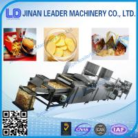 China making machine extruder machine Potato chips  snack production line on sale