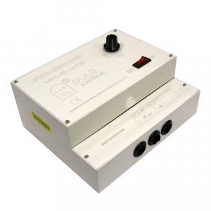 Buy cheap EU UL 1.5KW motor Variable Fan Speed Controller product