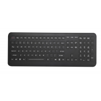 Buy cheap rugged keyboard with integrated numeric keypad 12 FN keys product