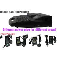 Buy cheap LCD display Cable ID Printer LK-330 ink moving Black for transportation product