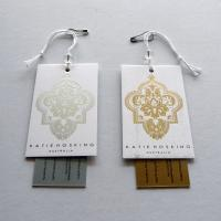 Buy cheap custom hang tag for clothing product