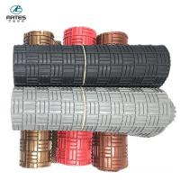 Buy cheap Various Checker Roll Out Pvc Flooring Anti Dirty Forged With Strength And from wholesalers
