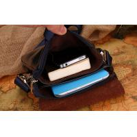 Buy cheap Latest Mens Leather Shoulder Bag Sling bag factory supply product