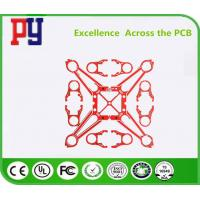 Buy cheap 4 Layer FR4 PCB Board 4 MIL 0.2MM PCB Special Shape Halogen Free Impedance Fabrication 1.2mm product
