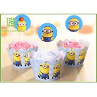 Buy cheap Happy Birthday Cake Decoration Toppers Decorative Food Picks Well Polished product