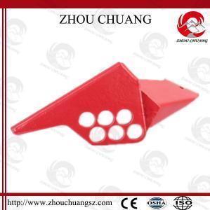 Buy cheap ZC-F04 safety Standard Ball Valve Lockout product