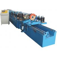 Buy cheap PLC Bottom Profile Shutter Door Roll Forming Machine 20 Stations product
