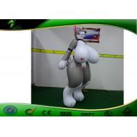 Quality Attractive Sexy PVC Inflatable Cartoon Dog With SPH / Inflatable Sexy Cat Animal for sale