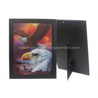 Buy cheap Paper Frame Stand 3d Lenticular Sheets Picture PET Custom Design product