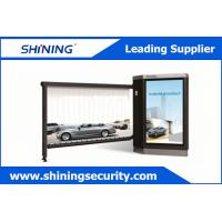Buy cheap IP54 Approved Advertising Barriers Outdoor Windproof Parking Barrier Gate from wholesalers