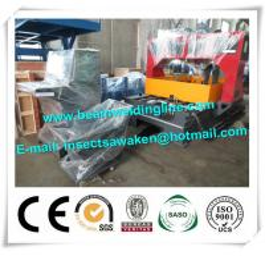Professional 12KW Steel Plate cnc h beam drilling machine Horizontal Type