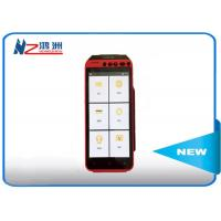 Buy cheap Capatitive Touch Screen Mobile Point Of Sale Android Pos Device With Memory Card product