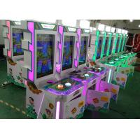 Buy cheap Entertainment Center 3 Players Coin Operated Game Machines High Return product
