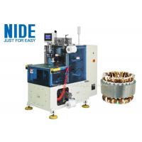 Buy cheap Automatic Low Noise Stator Wire Lacing Machine Working Up And Down For Electric from wholesalers