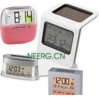 China Solar Alarm Clock on sale