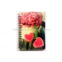 Buy cheap PP Cute Pattern Lenticular Notebook For Kid product