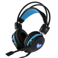 Overhead Wired Gaming Headset Aula G92S With LED Light And 1 Year Warranty