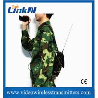 Buy cheap Linkav - C322S Nlos Cofdm Audio Wireless Transmitter Wireless Video Sender product