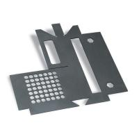 Buy cheap Laser Cutting Sheet Metal Stamping Process Parts For Electronic Spare Parts product