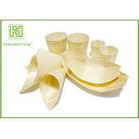 Buy cheap Wholesale Disposable Wooden Sushi Boat / Food Container for Food product