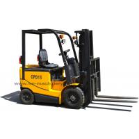 Buy cheap Electric pallet truck 2.5t forklift with 1070mm fork from China professional Manufacturer product