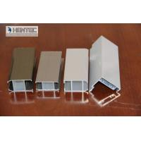 China 6061 T6 Aluminium Door Profiles / extrusions Chemical and Mechanical Polishing on sale