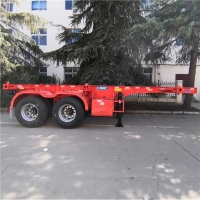 20FT Container Trailer Chassis