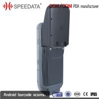 4.5 Inch Screen Handheld Rfid Reader Android OS High Configuration