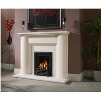 Buy cheap Hand carved marble fireplace product