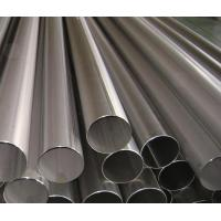 Buy cheap 316 Pickled Polishing Stainless Steel Pipe Thickness 1.25mm ~ 30mm For Medical Equipment from wholesalers