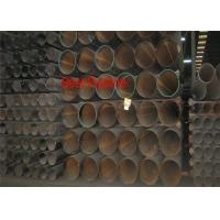 China Welded steel pipes for pressure purposes Steel Gade: P195TR1, P235TR1, P265TR1, P195TR2, P235TR2, P265TR2 on sale