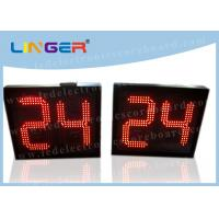 Buy cheap Multi Functional Basketball Game Clock , LED Shot Clock For Basketball product