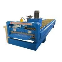 Buy cheap Rolling Shutter Door Roll Forming Machine for Tailand product