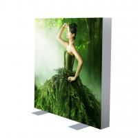Buy cheap Advertising LED Light Box Backlit Frameless Led Fabric Light Reinforced Struction product