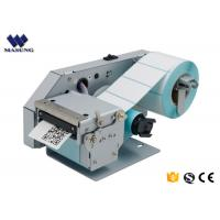 Buy cheap 56mm RS232 Barcode Dot Line Thermal Printing Label Printer Module product