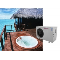 Buy cheap Meeting energy saving european standard 7KW 220V 380V household air to water hot water heat pump CE product