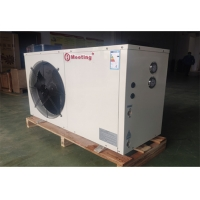 Buy cheap MD30D 1 phase 220V EVI air source heat pump for heating radiators 12kw product