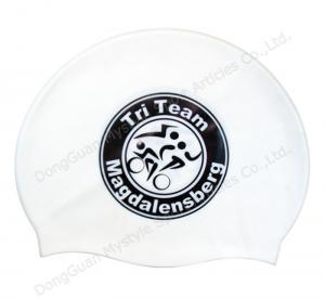 Buy cheap latex swim cap product