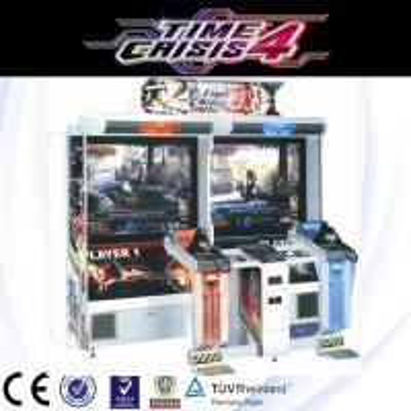 Quality 2014 3D time crisis 4 arcade machine , time crisis 3 arcade machine time crisis for sale for sale